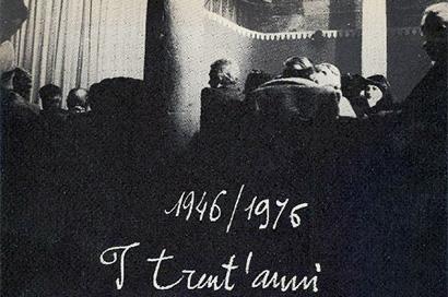 Mantova 1976 - Accademia Teatrale Francesco Campogalliani - I primi trent'anni