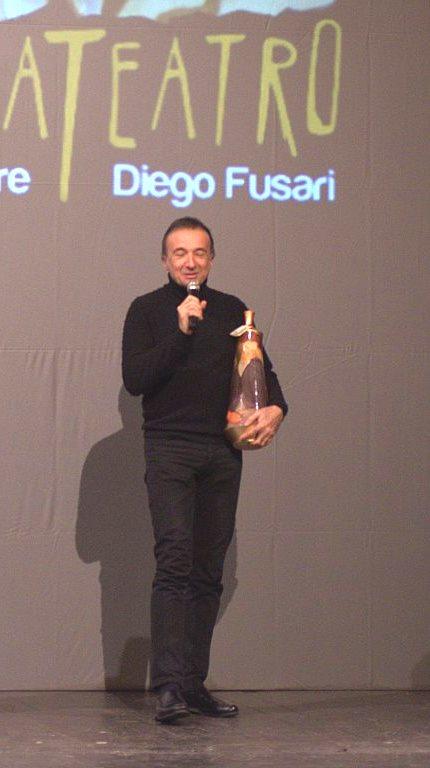 Il miglior attore Diego Fusari