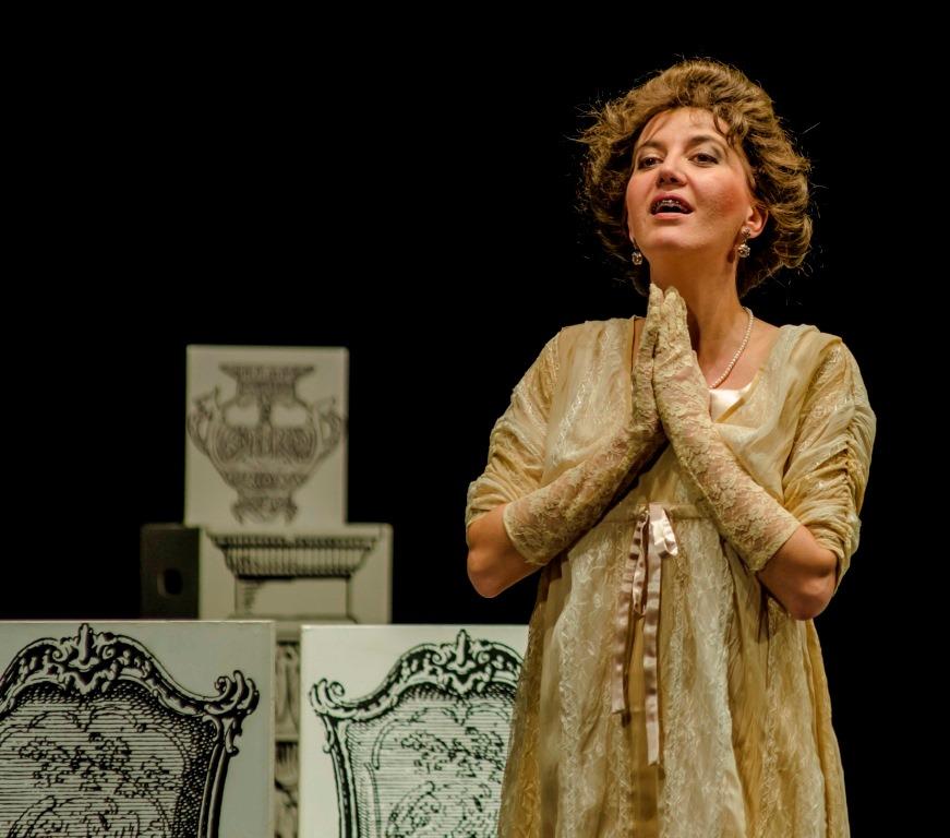 Rossella Avanzi «lady Doolittle»