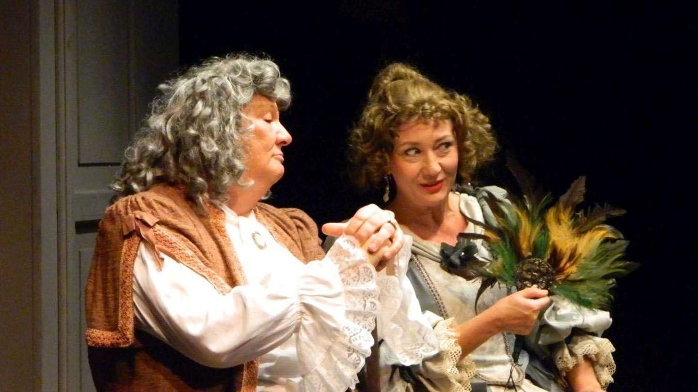 """L'Accademia Teatrale """"Campogalliani"""" di Mantova in """"La scuola delle mogli"""" di Molière"""
