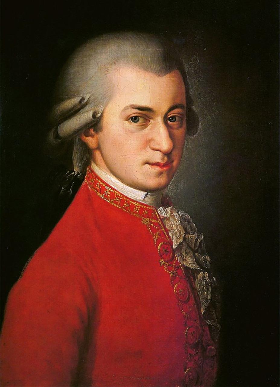 Wolfgang Amadeus Mozart a Mantova