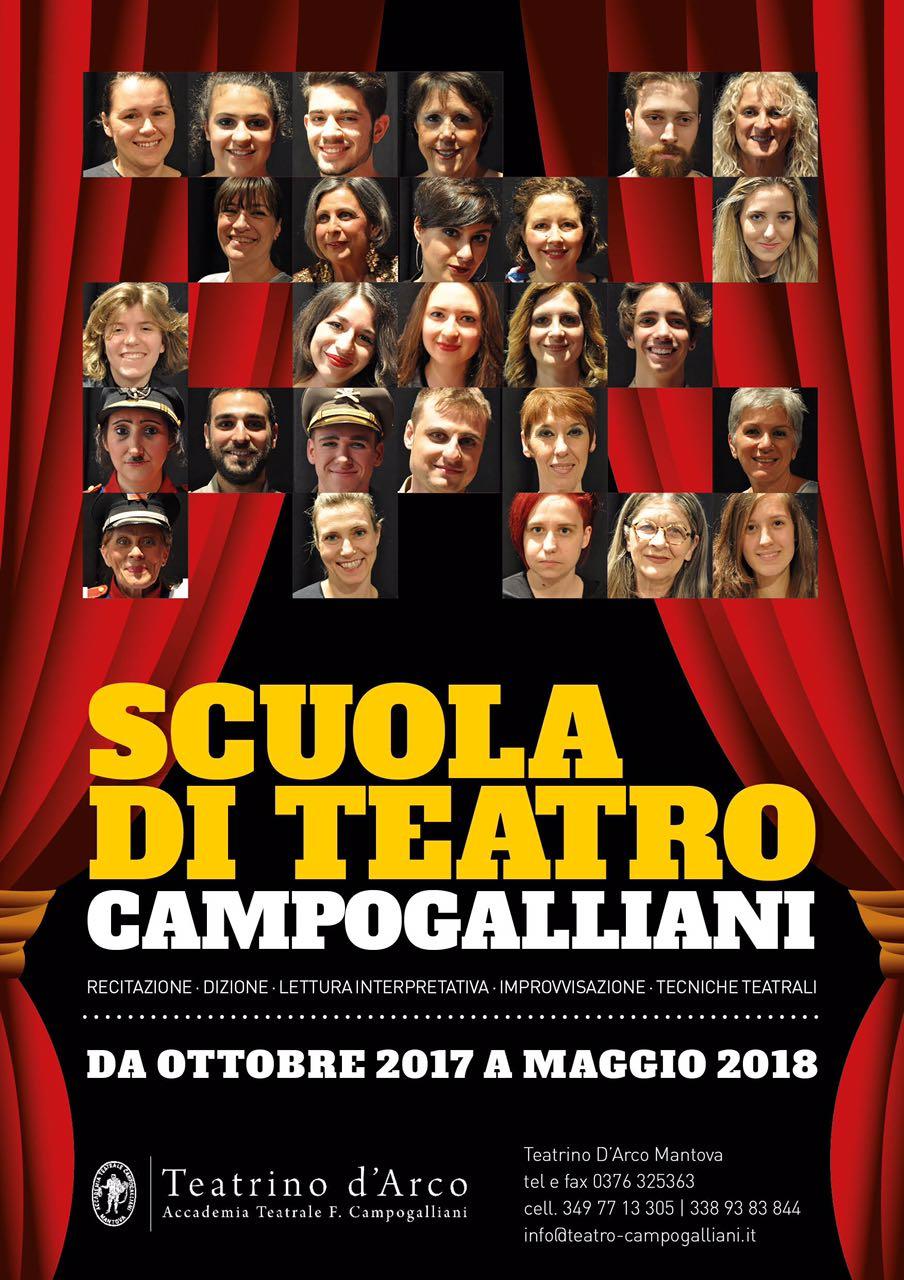 Scuola di teatro 2016