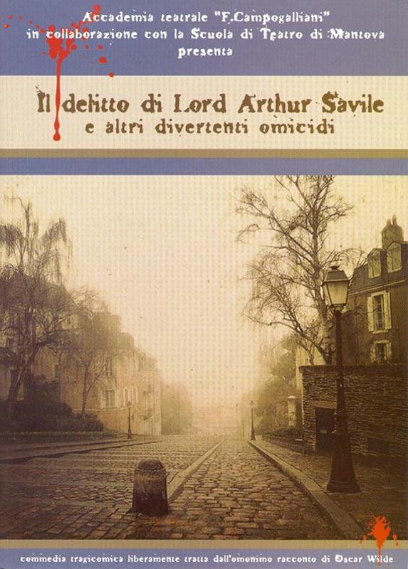 Il delitto di Lord Arthur Saville