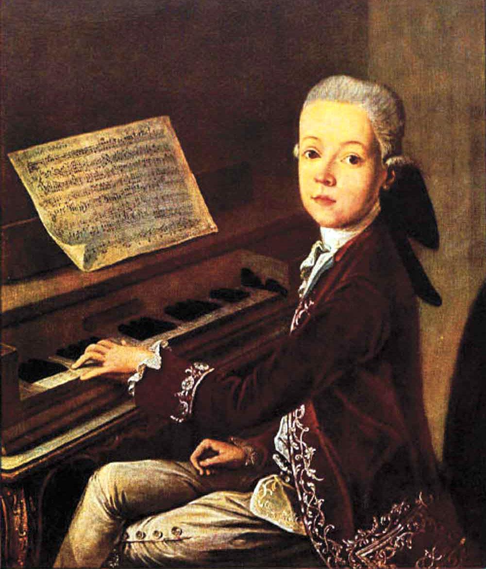 La visita di Wolfgang Amadeus Mozart a Mantova