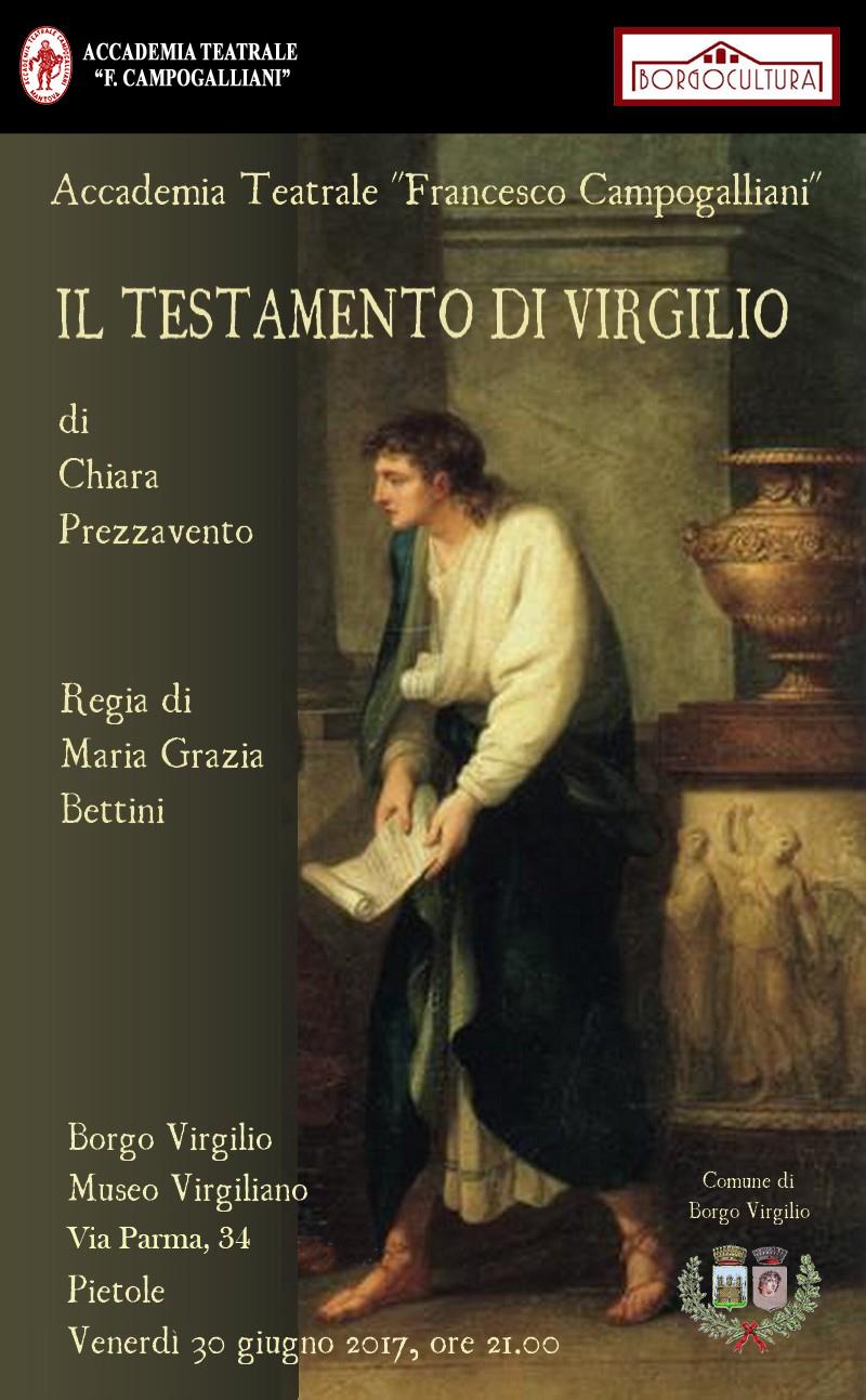 Il testamento di Virgilio