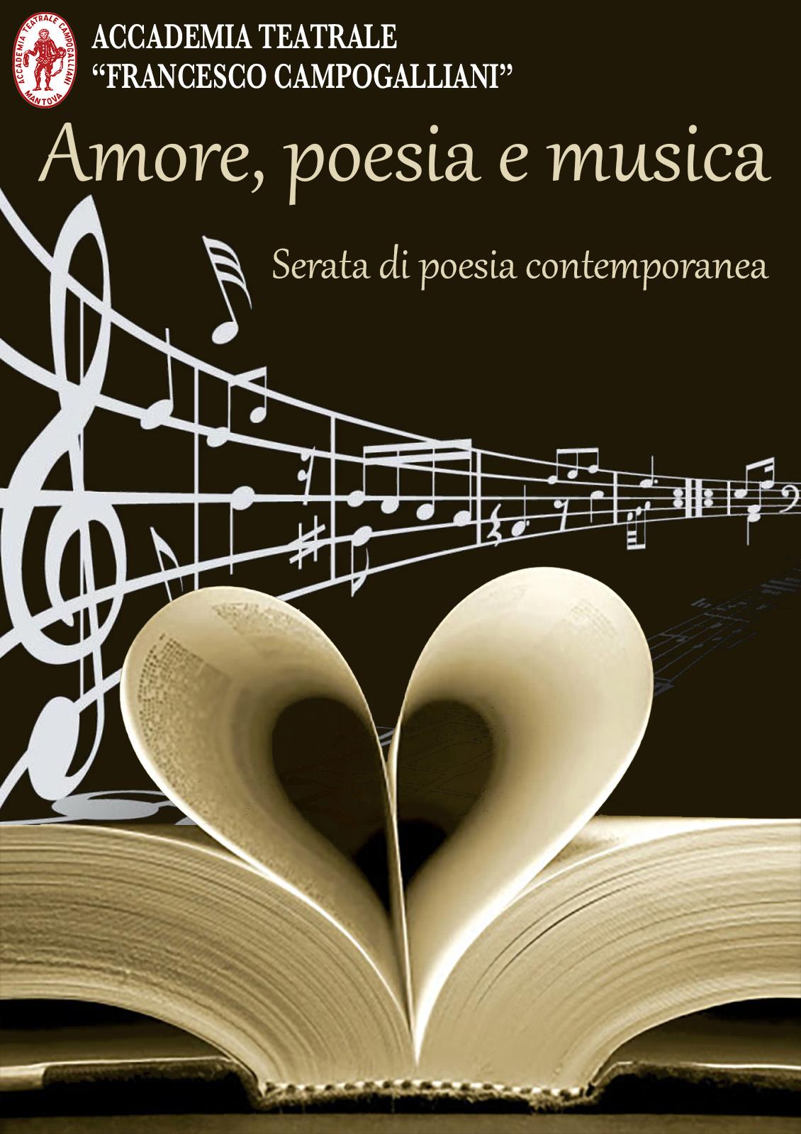 POESIA AMORE E MUSICA