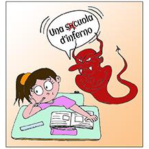 Una scuola d'inferno