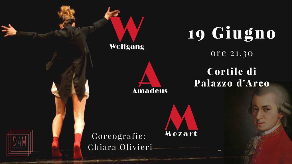 W.A.M. - Omaggio a Mozart