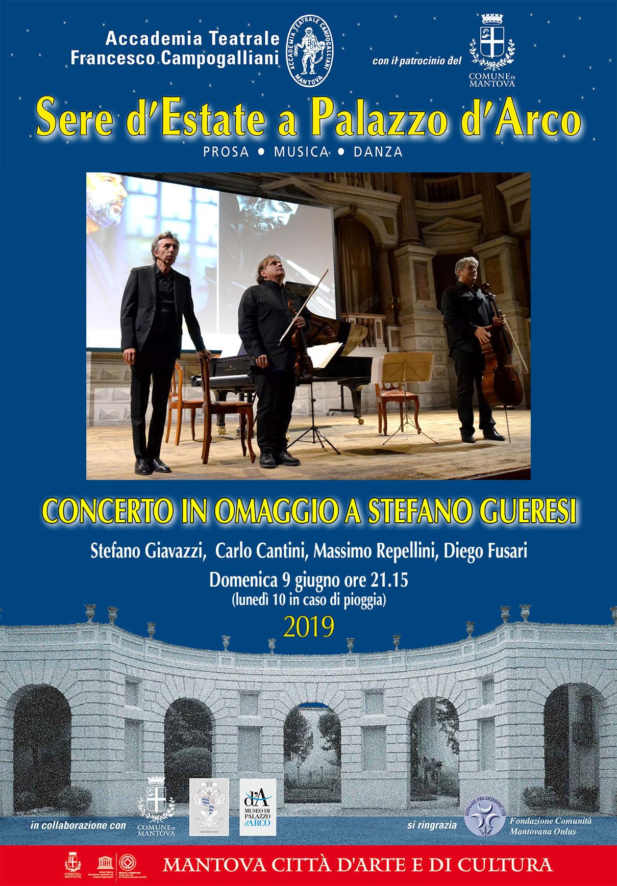 Concerto in omaggio a Stefano Gueresi