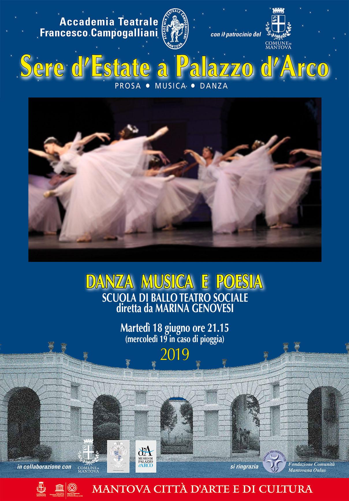 Danza Musica e Poesia