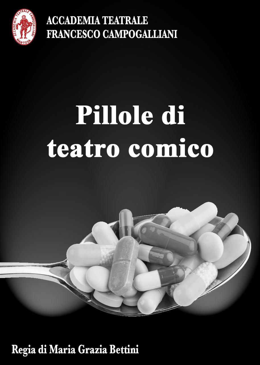 Pillole di teatro comico