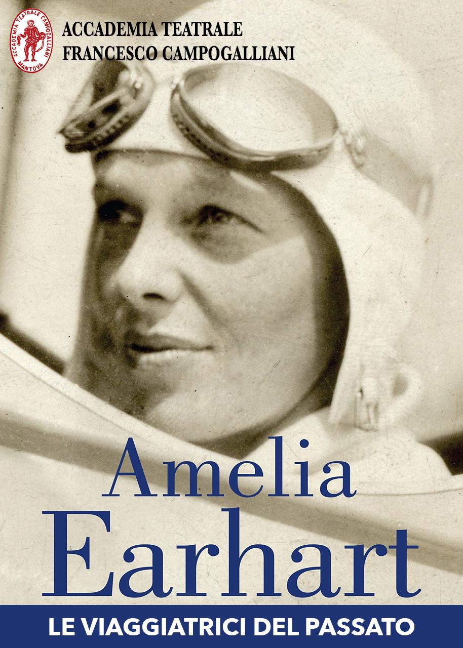 Le viaggiatrici del passato - AMELIA EARHART