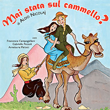 Mai stata sul cammello?