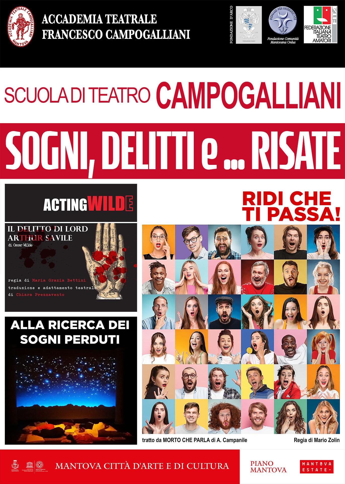 Scuola di Teatro Campogalliani