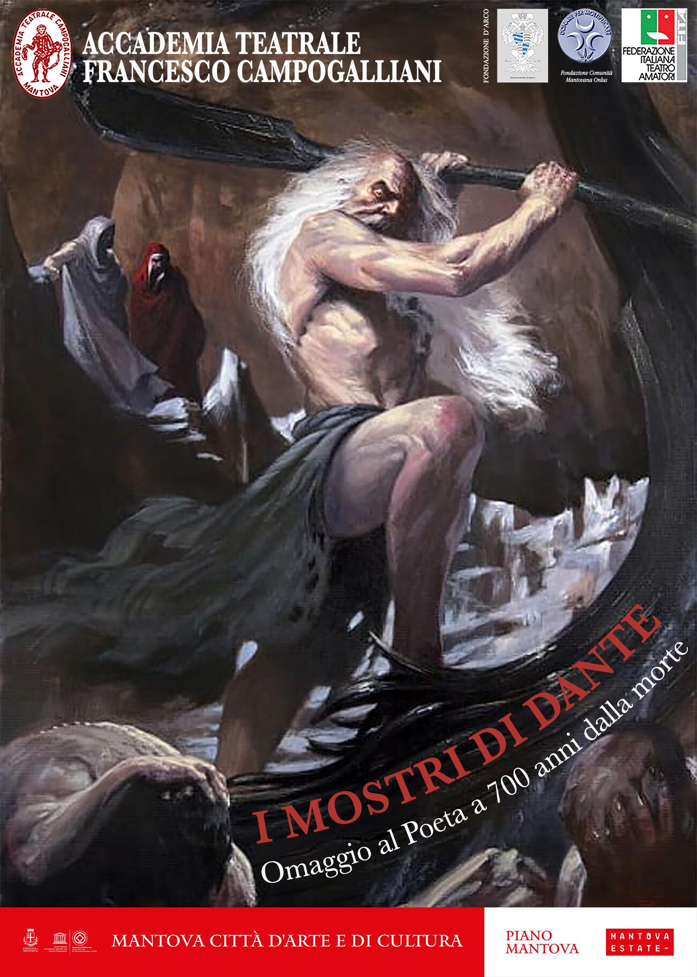 I mostri di Dante Alighieri