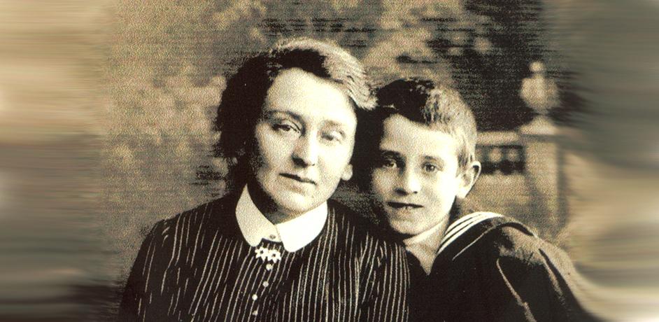 Grossman madre e figlio