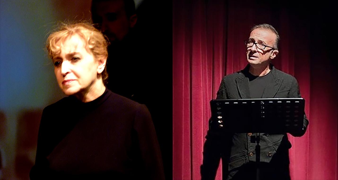 Francesca Campogalliani e Diego Fusari