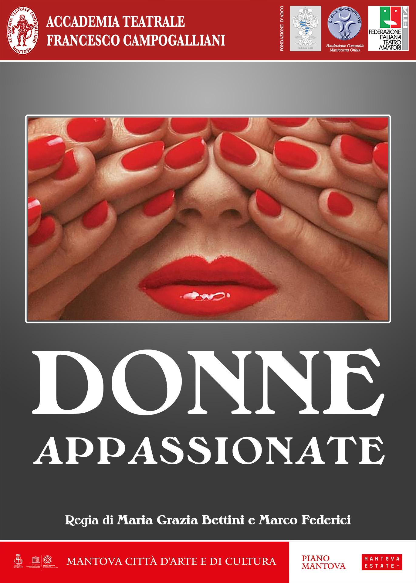 Donne appassionate