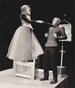 La Regina e il suo giullare